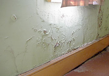 Rising Damp Problems - SOLVED